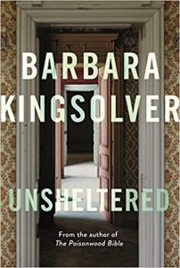 Unsheltered – Barbara Kingsolver